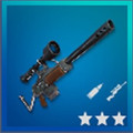 Rare Semi-Auto Sniper Rifle | Fortnite Weapon List - zilliongamer