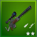 Uncommon Semi-Auto Sniper Rifle | Fortnite Weapon List - zilliongamer