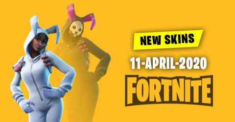 Fortnite Skins Today's Item Shop 11 April 2020