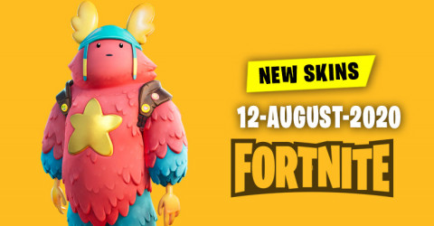 Fortnite Skins Today's Item Shop 12 August 2020