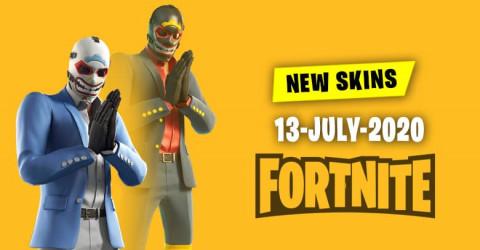 Fortnite Skins Today's Item Shop 13 July 2020