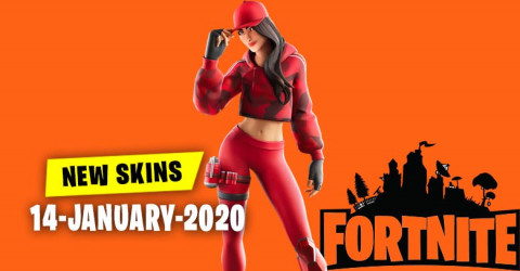 Fortnite Skins Today's Item Shop 14 January 2020