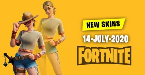 Fortnite Skins Today's Item Shop 14 July 2020