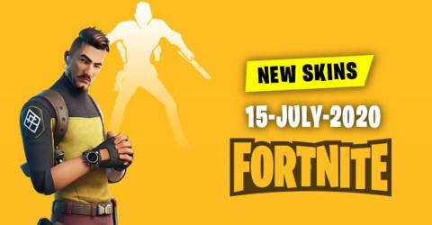 Fortnite Skins Today's Item Shop 15 July 2020