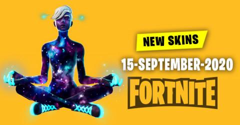 Fortnite Skins Today's Item Shop 15 September 2020