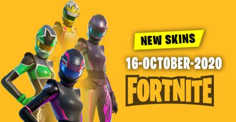 Fortnite Skins Today's Item Shop 16 October 2020