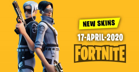 Fortnite Skins Today's Item Shop 17 April 2020