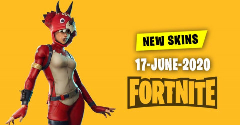 Fortnite Skins Today's Item Shop 17 June 2020