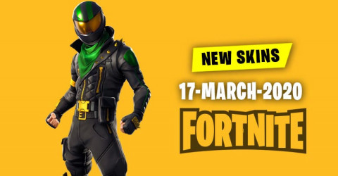 Fortnite Skins Today's Item Shop 17 March 2020