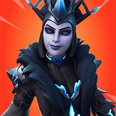 The Ice Queen | Fortnite - zilliongamer