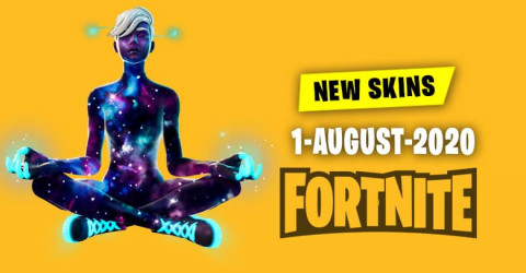 Fortnite Skins Today's Item Shop 1 August 2020