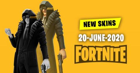 Fortnite Skins Today's Item Shop 20 June 2020