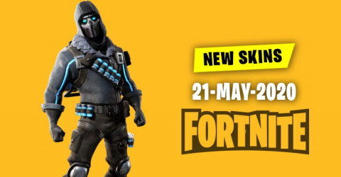 Fortnite Skins Today's Item Shop 21 May 2020