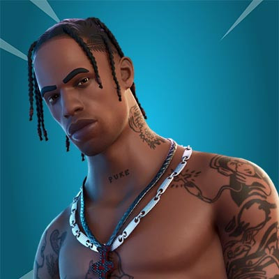 Travis Scott | Fortnite - zilliongamer
