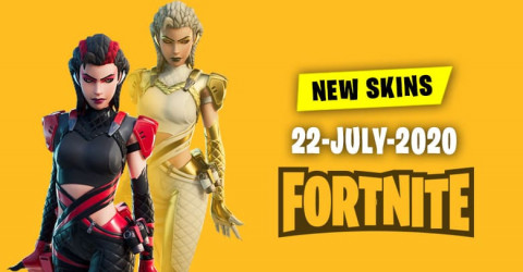 Fortnite Skins Today's Item Shop 22 July 2020