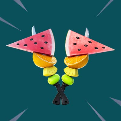 Fruit Punchers | Fortnite - zilliongamer