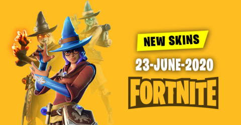 Fortnite Skins Today's Item Shop 23 June 2020
