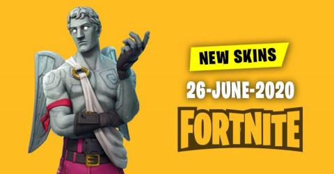 Fortnite Skins Today's Item Shop 26 June 2020