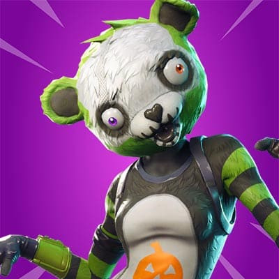 Spooky Team Leader | Fortnite - zilliongamer