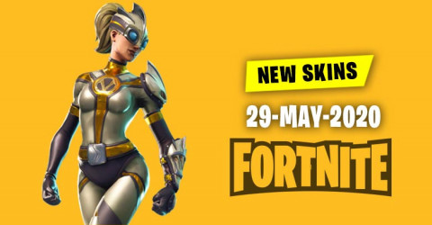 Fortnite Skins Today's Item Shop 29 May 2020