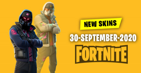 Fortnite Skins Today's Item Shop 30 September 2020