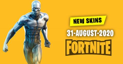 Fortnite Skins Today's Item Shop 31 August 2020