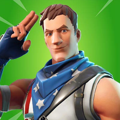 Star-Spangled Trooper | Fortnite - zilliongamer