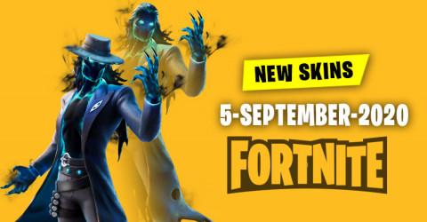 Fortnite Skins Today's Item Shop 5 September 2020