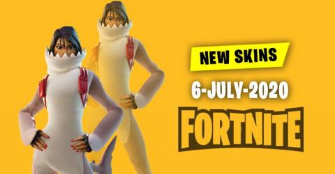 Fortnite Skins Today's Item Shop 6 July 2020