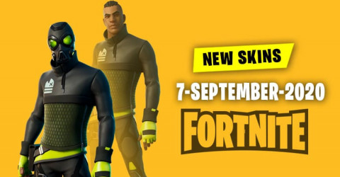 Fortnite Skins Today's Item Shop 7 September 2020