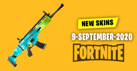 Fortnite Skins Today's Item Shop 9 September 2020