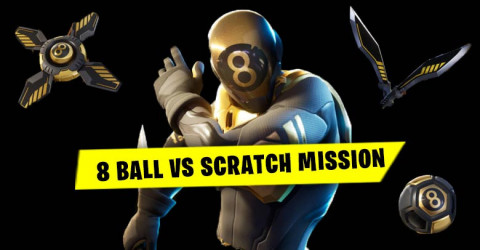 8 Ball VS Scratch Mission Overtime Challenges