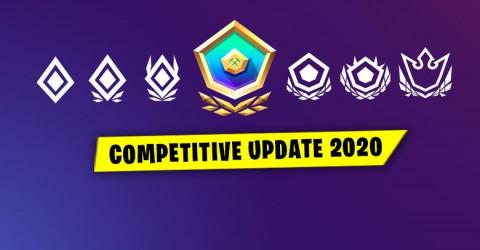 Competitive Fortnite Update 2020