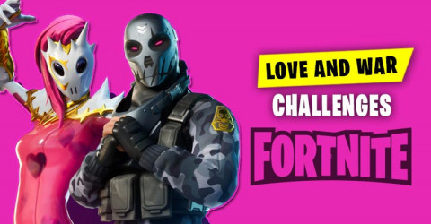 Love and War LTM Challenges