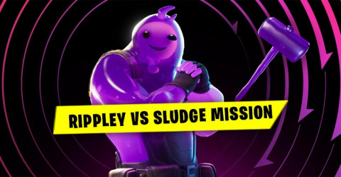 Rippley VS Sludge Mission | Overtime Challenges