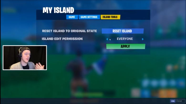 Fortnite Island Tool leaked | Fortnite - zilliongamer