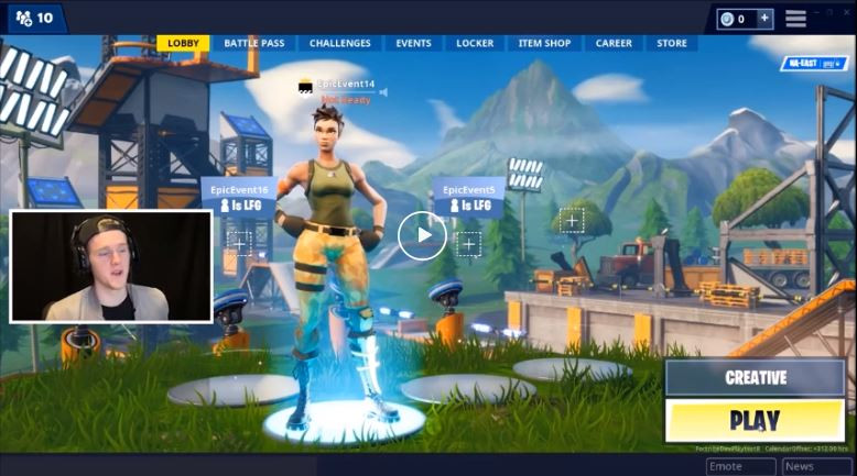 Fortnite Creative menu leaked | Fortnite - zilliongamer