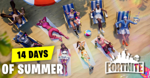 The 14 Days of Summer