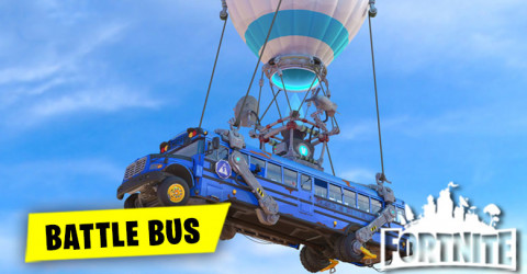 Why Fortnite's Battle Bus Should Change