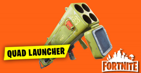 Quad Launcher will be vault