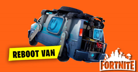 Reboot Van Will Appear in Fortnite