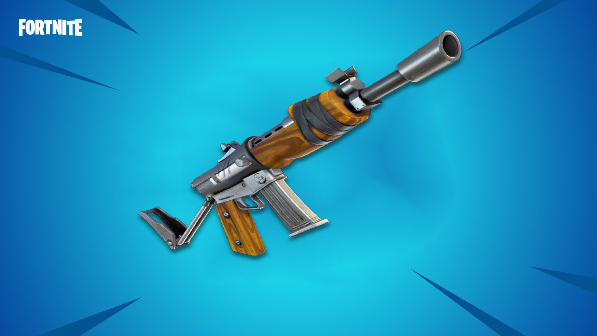 Burst Assault Rifle Rare | Fortnite - zilliongamer