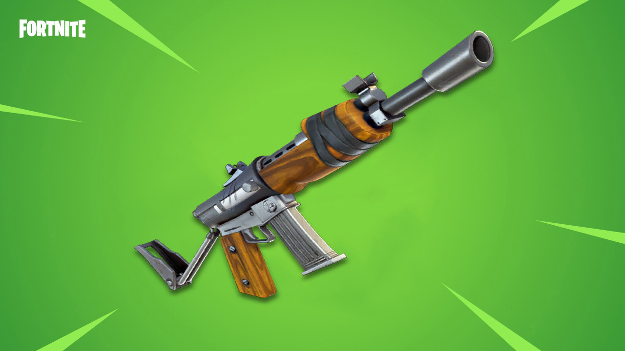 Burst Assault Rifle Uncommon | Fortnite - zilliongamer