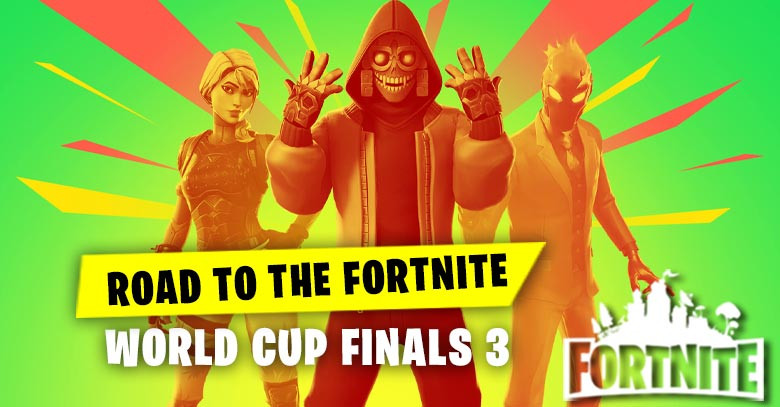 Fortnite World Cup Alternates Road To The Fortnite World Cup Finals 3 Zilliongamer