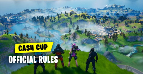 Fortnite | Chapter 2 - Season 1 Cash Cup Rules