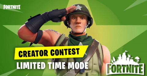 Creator Contest Limited Time Mode