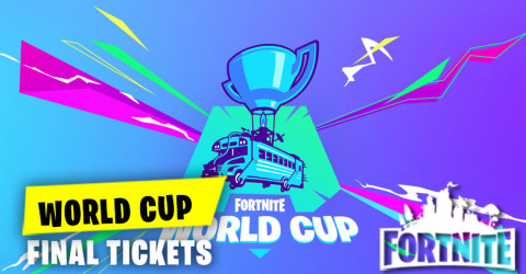 Fortnite World Cup Finals Tickets Is Coming Now