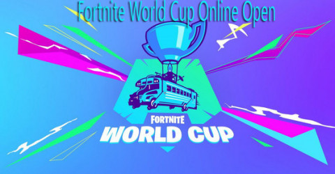 Fortnite World Cup Tournament Online Open