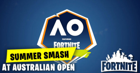 Fortnite Summer Smash at Australian Open