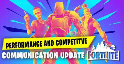 Performance and Competitive Communication Update